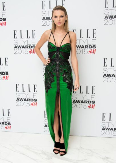taylor swift elle style awards