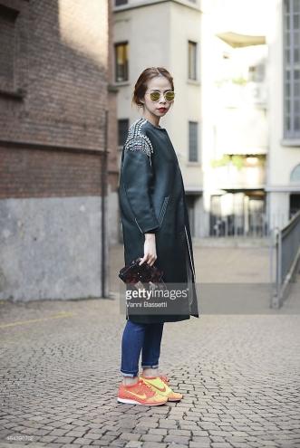 unknown milan fashion week