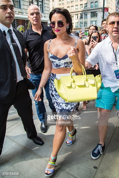 <> on July 1, 2015 in New York City.